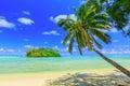 Rarotonga, Cook Islands. Royalty Free Stock Photo