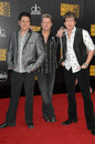 Rascal flatts at the american music awards arrivals nokia theater los angeles ca Royalty Free Stock Photos