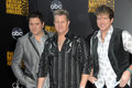 Rascal flatts at the american music awards arrivals nokia theater los angeles ca Stock Photography
