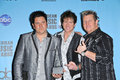 Rascal flatts at the american music awards press room nokia theater los angeles ca Stock Photo