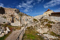 Rasnov fortress in Romania Stock Photography