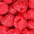 Raspberries - Berry Background...