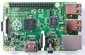 Raspberry Pi (Editorial Image) Royalty Free Stock Photo