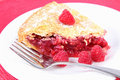 Raspberry Pie Royalty Free Stock Photography