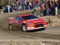 RASSEMBLEMENT MEXIQUE 2005 DE CORONA DE WRC Photos stock