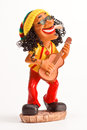 Rastafarian Royalty Free Stock Image