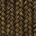 Raster Seamless Basket Twill Weave Pattern