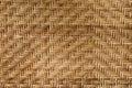 Ratan texture Royalty Free Stock Photo
