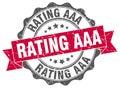 Rating aaa seal