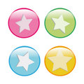 Rating stars Stock Photos