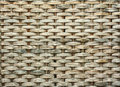 Rattan background Royalty Free Stock Photos