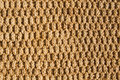 Rattan mat texture Royalty Free Stock Photo