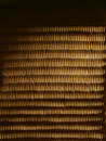 Rattan texture 2 Royalty Free Stock Photos