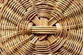 Rattan weave Royalty Free Stock Images