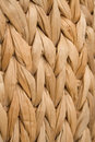 Rattan wickerwork closeup Royalty Free Stock Photography