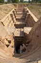 Rav ki vav stepwell th century at patan gujarat india selected as a unesco world heritage site in june Stock Images