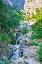 The Ravana Falls in Ella
