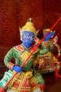 Ravana of the Ramayana