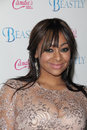 Raven symone at the beastly los angeles premiere pacific theater los angeles ca Royalty Free Stock Photography