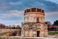Ravenna - the mausoleum of Theodoric Royalty Free Stock Photo