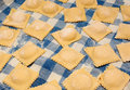 Ravioli, italian food Royalty Free Stock Photos