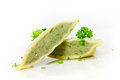 Ravioli stuffed close up Stock Photography