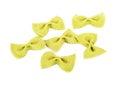 Raw Bow Tie Pasta