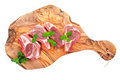 Raw Lamb Chops Royalty Free Stock Photography