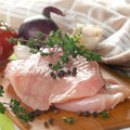 Raw poultry Stock Images