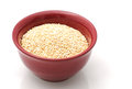 Raw quinoa Royalty Free Stock Image