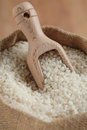 Raw rice Stock Image
