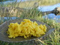 Raw Yellow Shea Butter Nature