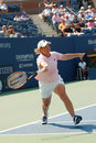 Raymond Lisa at US Open 2008 (1) Royalty Free Stock Images