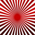 Rays abstract background red and white Royalty Free Stock Images