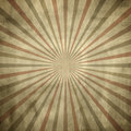 Rays pattern grunge background in warm colors Royalty Free Stock Photography