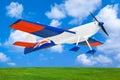 RC plane Royalty Free Stock Image