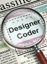 We`re Hiring Designer Coder. 3D.