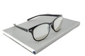 Reading Glasses With Book