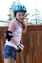 Ready to Ride Royalty Free Stock Photo