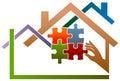 Real estate associate Royalty Free Stock Photo