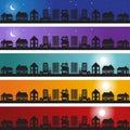 Homes Banner Set