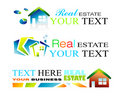 Real Estate Brochure Background Stock Images