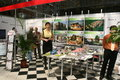 Real estate fair romanian national in bucharest Stock Images