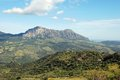 Reales mountains, Andalusia, Spain. Stock Images