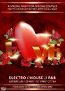 Realistic 3D Colorful Romantic Valentine Heart