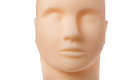 Realistic mannequin head Royalty Free Stock Photo