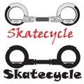 Realistic Modern Skatecycle Ve...