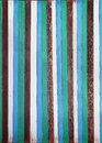 Realy color striped wood texture use as background or backdrop Royalty Free Stock Photo