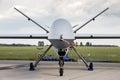 Reaper UAV drone Royalty Free Stock Photo