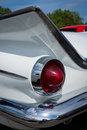 The rear brake lights of the Buick LeSabre Royalty Free Stock Photo